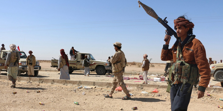 Photo of قوات الجيش تعلن مديريات المتون والزاهر بالجوف مناطق عسكرية