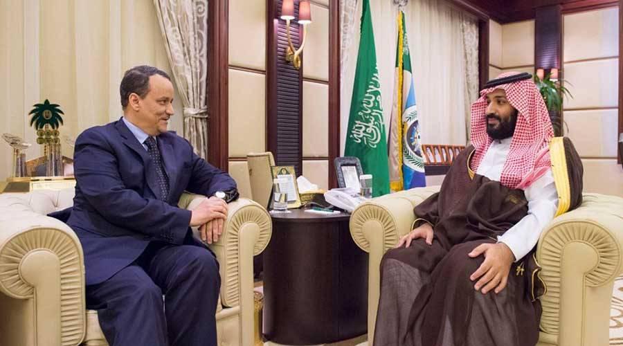 Photo of ولد الشيخ يلتقي محمد بن سلمان .. فهل يستطيع إحياء المشاورات اليمنية مرة أخرى؟