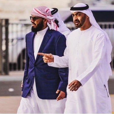"""Photo of رجل مقرب من أبوظبي يصف الزُبيدي بـ""""الرئيس"""""""