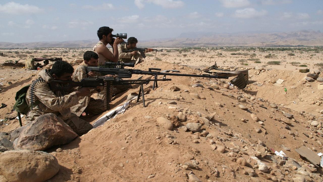 Photo of الجيش الوطني يعلن حملة عسكرية جديدة غرب تعز ويهاجم مواقع المليشيا