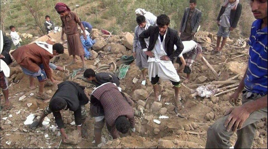 Photo of الأمم المتحدة تقول إن الضربات الجوية الخاطئة في اليمن تعد مثالاً للاستهتار