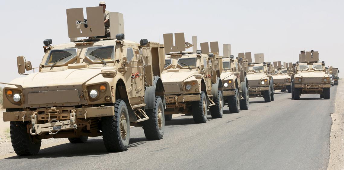 Photo of تحركات عسكرية غير مسبوقة بعد موجة قرارات.. هل اقترب موعد الحسم العسكري؟