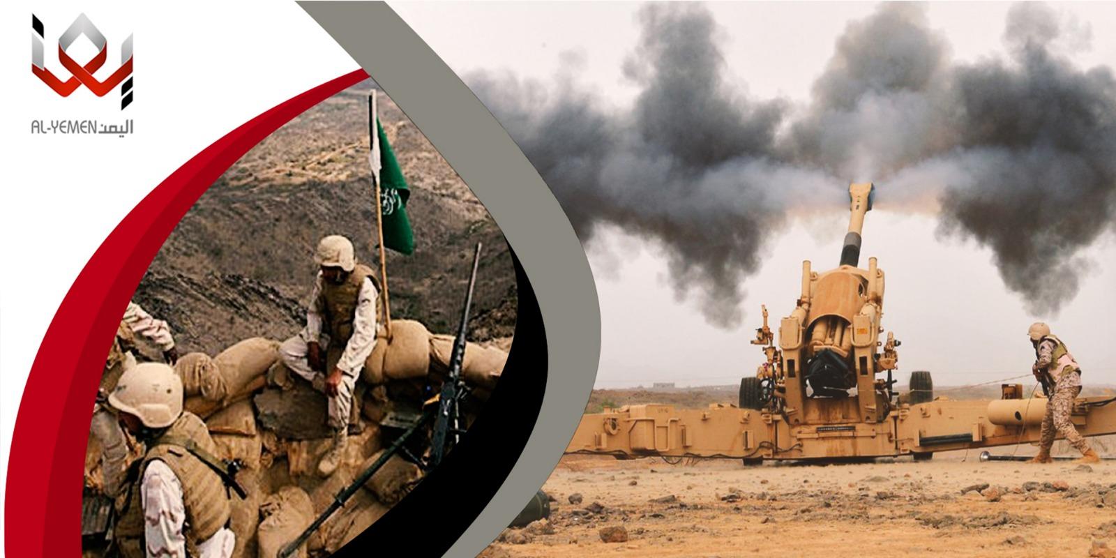 Photo of مقتل 13 مدنياً بغارات وقصف مدفعي سعودي على صعدة شمالي اليمن