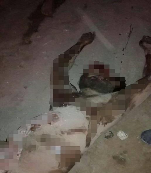 Photo of قوات الحزام الأمني في لحج تقتل مواطن وتمثل بجثته بعد إقتحام منزله
