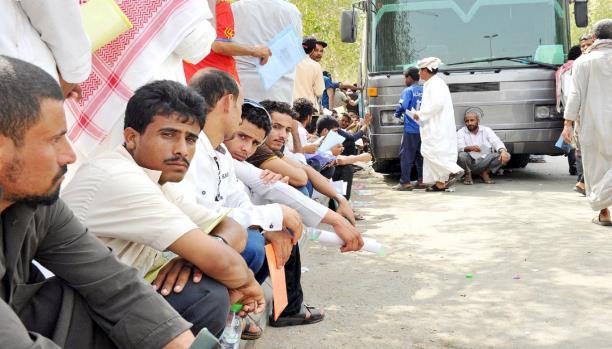 Photo of تقرير دولي : طرد السلطات السعودية وترحيلها لآلاف اليمنيين يعد انتهاكا لحقوق الانسان