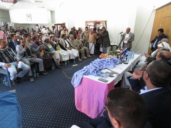 Photo of مأرب تحتضن فعالية لأعضاء حزب المؤتمر الفارين من بطش الحوثيين بصنعاء