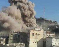 مليشيا الحوثي تفجر منزل تربوي في قرية الشقب بتعز