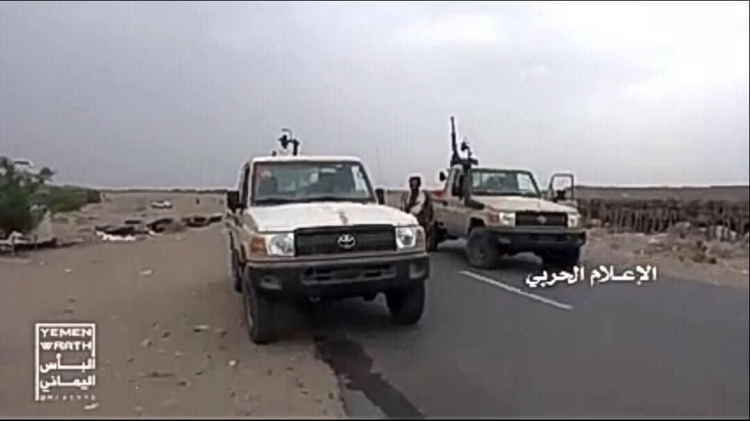 """Photo of جماعة الحوثي تزعم فرار قوات """"طارق صالح"""" من الساحل الغربي وانشقاق قيادي رفيع"""