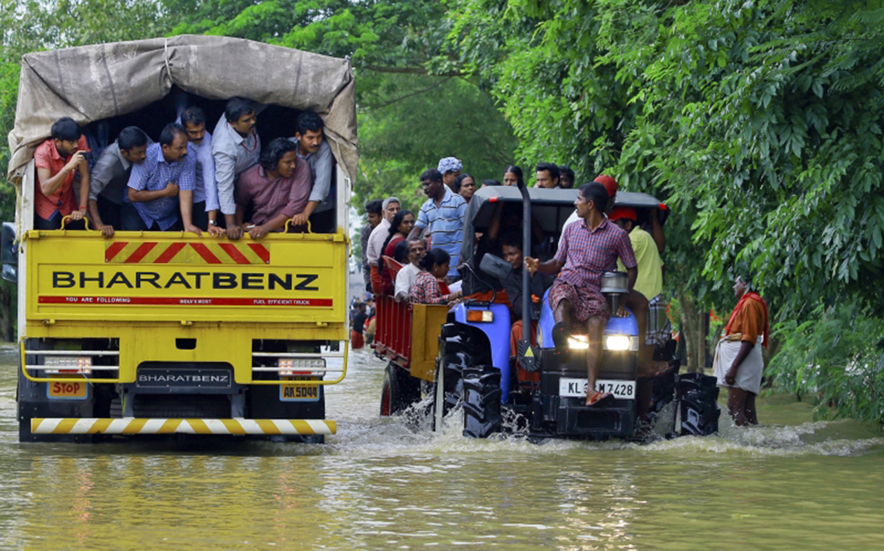 Photo of الهند ترفض مساعدة إماراتية لمنكوبي الفيضانات