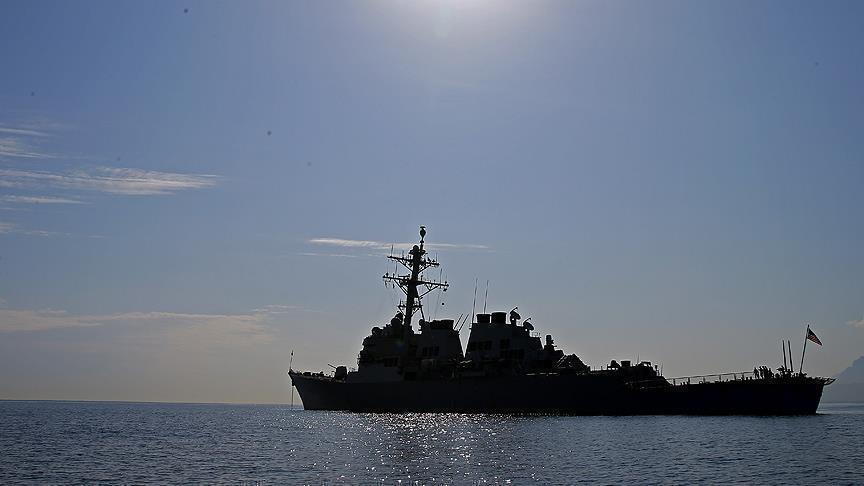Photo of الصين تعرب عن استيائها ورفضها اقتراب مدمرة أمريكية من جزر متنازع عليها