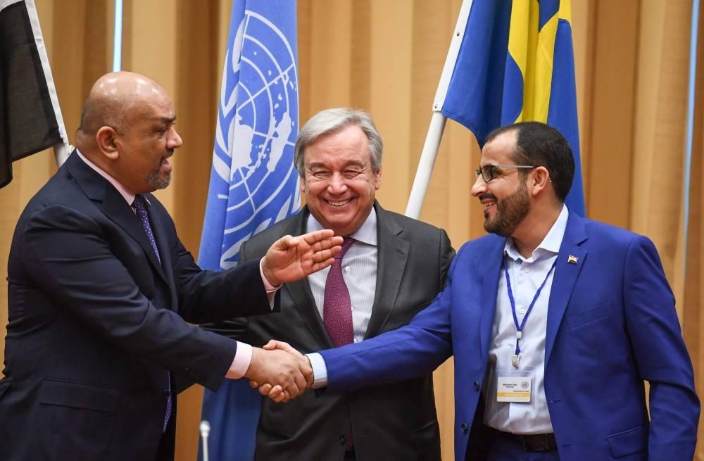 Photo of دول عربية ترحب باتفاق الأطراف اليمنية في ختام مشاورات السلام بالسويد