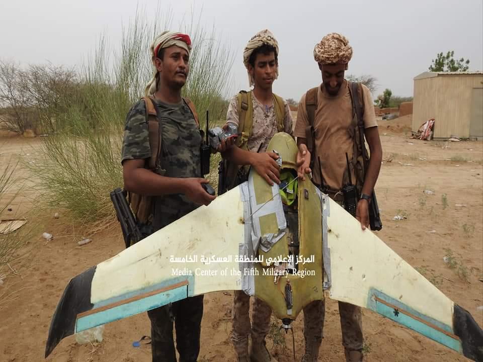 Photo of الجيش اليمني يسقط طائرة مسيرة للحوثيين في حجة شمالي البلاد