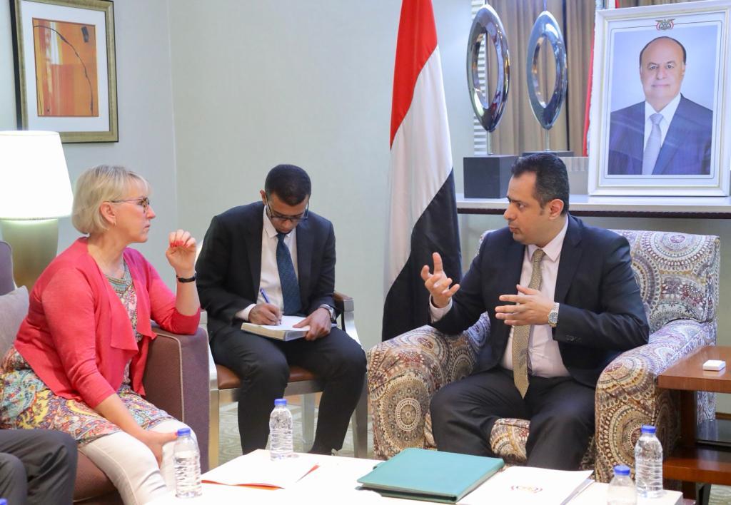 Photo of رئيس الحكومة: سنواجه التمرد المسلح لمليشيا الانتقالي المدعوم إماراتياً