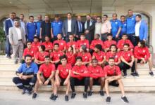 Photo of وزير الشباب والرياضة يكرم منتخب الشباب بعد تأهله إلى نهائيات آسيا