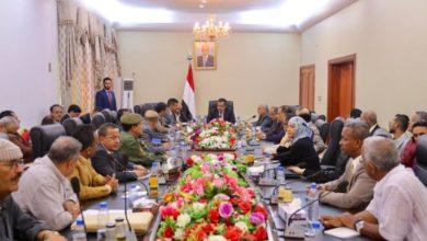 Photo of الحكومة اليمنية تؤكد التزامها باتفاق الرياض وتحمل الانتقالي الجنوبي مسؤولية التصعيد