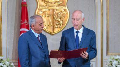 Photo of تكليف رئيس جديد للحكومة التونسية