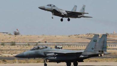Photo of جماعة الحوثي تعلن اعتراض مقاتلة F16 تابعة للتحالف العربي في صعدة