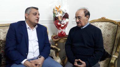 """Photo of وزير الثقافة يتعهد بحل مشكلة الإقامة والصفة الدبلوماسية للفنان الكبير """"أحمد السنيدار"""""""