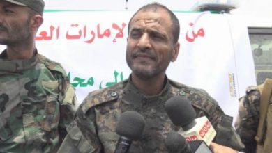 "Photo of منظمة حقوقية: تكريم شلال شايع ""استهتار بآلام الضحايا"""