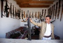 Photo of انتشار أسواق بيع السلاح في العاصمة صنعاء منذ سيطرة الحوثيين