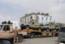 """Photo of قوات سعودية تغادر عدن للتمركز في """"قاعدة العند"""" جنوب اليمن"""