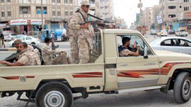 Photo of قوات تابعة للإمارات تواصل التحشيد العسكري باتجاه محافظة أبين