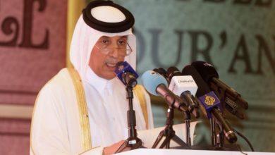 Photo of وزير قطري يصل الرياض لحضور اجتماع تمهيدي للقمة الخليجية