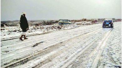 """Photo of """"الأرصاد"""" يحذر سكان المرتفعات الجبلية من انخفاض درجات الحرارة"""