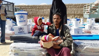 Photo of الهجرة الدولية: نزوح 393 ألف يمني بسبب الحرب منذ بداية العام الجاري