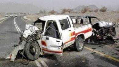 Photo of وفاة وإصابة أكثر من 7 آلاف شخص بحوادث مرورية خلال تسعة شهور