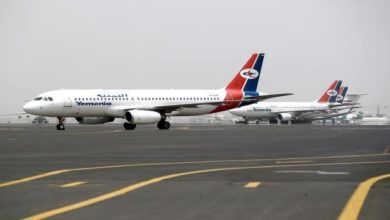 "Photo of ""الكويت"" توافق على استئناف الرحلات الجوية مع اليمن"