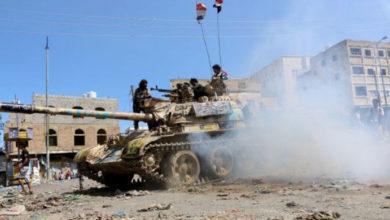 Photo of القوات الحكومية تعلن مقتل قيادي حوثي و4 من مرافقيه في تعز