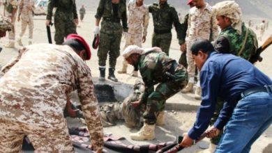 Photo of الحوثيون ينفون صلتهم باستهداف معسكر للجيش في مدينة مأرب