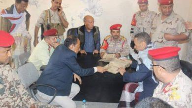 Photo of تعز: الشرطة العسكرية تضبط عصابة تهريب مخطوطات وآثار المتحف الوطني