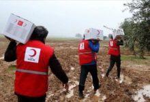 """Photo of """"الهلال التركي"""" يوزع مساعدات على أيتام أبين جنوبي اليمن"""