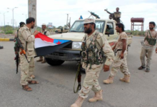 "Photo of ""قوات الانتقالي"" تنتشر في عدن وتستحدث حواجز تفتيش جديدة"