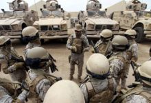 Photo of مقتل 5 جنود يمنيين في كمين استهدف قوة سعودية بمحافظة المهرة شرقي اليمن