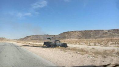 Photo of السلطات الأمنية في المهرة تبدأ التحقيق في الكمين العسكري قرب منفذ شحن