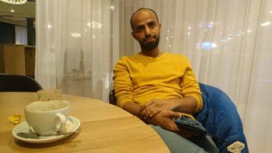 """Photo of """"الراوي العنيد"""".. كيف يعيش صحافي يمني لاجئ في سويسرا هموم وطنه؟!"""