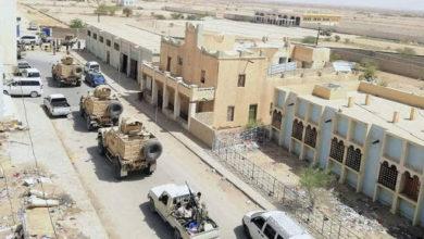 Photo of شبوة: الأجهزة الأمنية تستعيد عدد من المقار الحكومية كان يسيطر عليها مسلحون