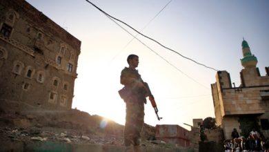 Photo of بعد ساعات من استهداف الحوثيين الرياض وجازان .. التحالف يقصف معسكرا شرق صنعاء