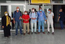 "Photo of وصول فريق طبي تابع للأمم المتحدة إلى عدن لمواجهة ""كورونا"