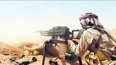 Photo of الجيش اليمني يصد هجوما للحوثيين شرقي صنعاء