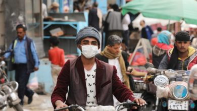 Photo of ارتفاع حالات الإصابة المؤكدة بفيروس كورونا في اليمن إلى 212 حالة