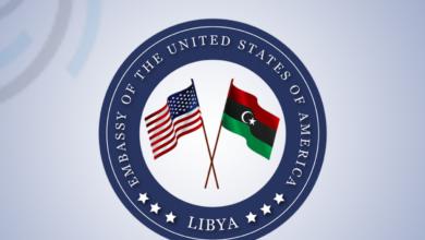"""Photo of سفارة الولايات المتحدة بليبيا تنفي شائعة أطلقتها فضائية """"الحدث"""""""