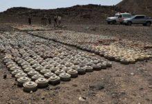 Photo of مسام: ألغام الحوثيين قتلت وأصابت أكثر من 30 مدنياً في نهم خلال الأشهر الماضية