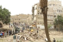 Photo of منظمة حقوقية تتهم التحالف العربي بسرقة وتدمير نحو 80% من آثار اليمن