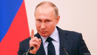 Photo of بوتين يحث الروس على دعم تعديلات دستورية قد تمدد حكمه حتى 2036