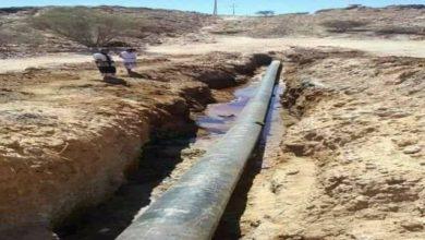 Photo of مجهولون يستهدفون أنبوب النفط في مديرية حبان بشبوة