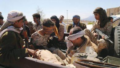 Photo of الحوثيون يتهمون الشرعية بعرقلة تنفيذ اتفاق تبادل الأسرى